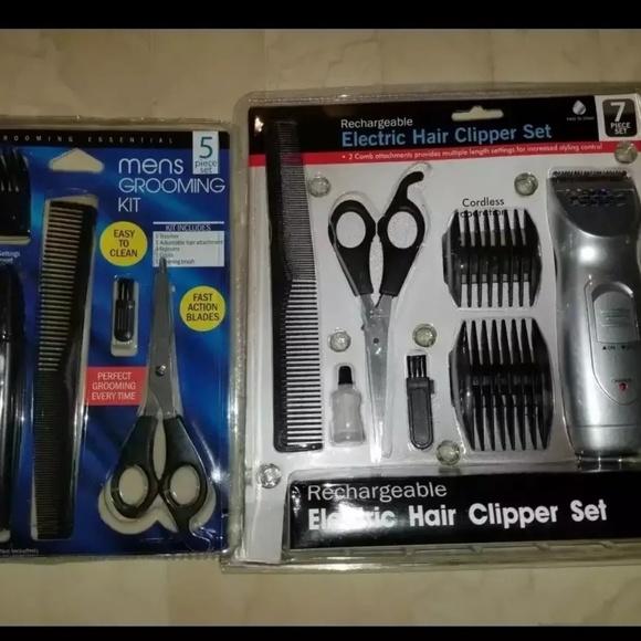 Accessories Mens Hair Grooming Set Poshmark